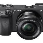 初のミラーレスカメラは「SONY α6000」にほぼ決まりました!