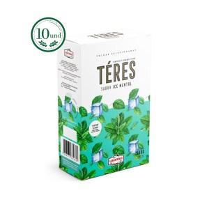Combo Tereré – Téres Premium – Ice Mentol – Extra-Forte – Composta de Erva Mate – 10 Und