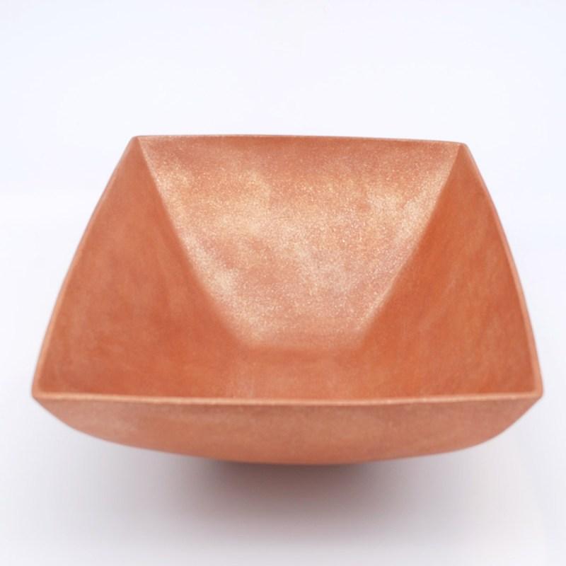 Angie Yazzie-Chimayo Trading del Norte-Taos Pueblo-Micaceous Pot