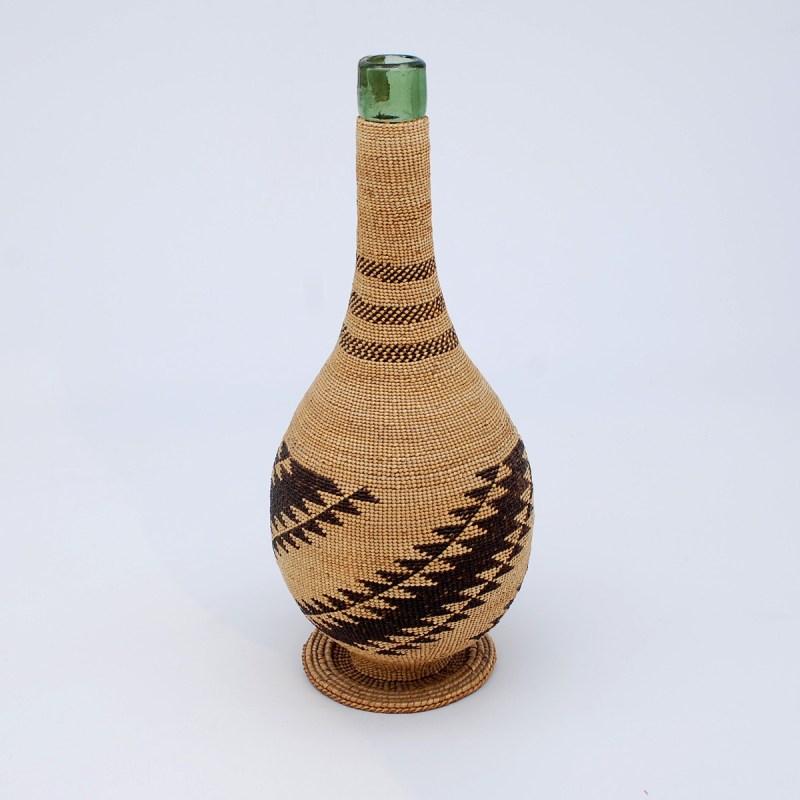 Yurok Bottle Basket