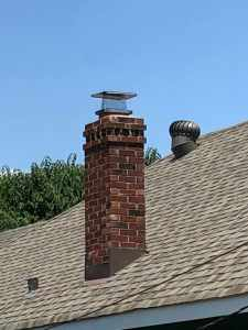 Chimney Cap or Chase Cover - Mansfield OH - Chim Cheroo Chimney