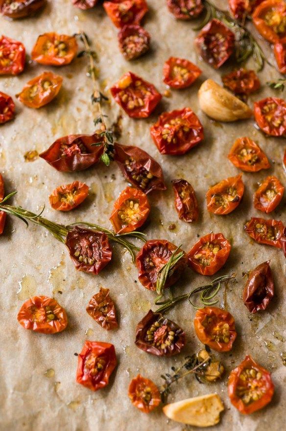 Roasted Cherry Tomatoes   Minimally Invasive