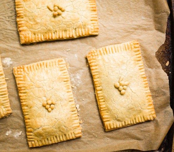Baked Hand Pies | Minimally Invasive