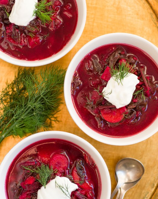 Veselka Borscht | Minimally Invasive