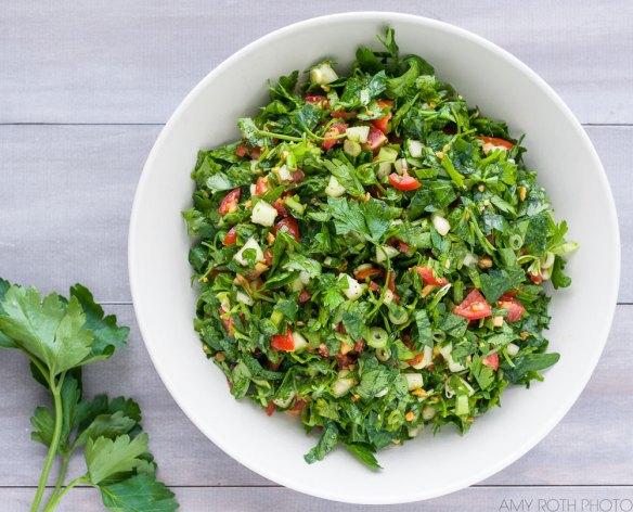 Gluten-Free Tabbouleh | Minimally Invasive