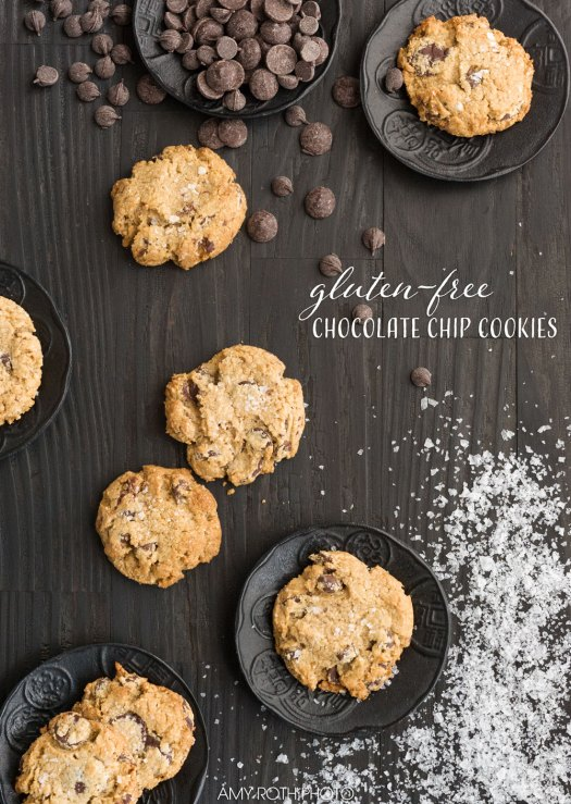 Gluten-Free Chocolate Chip Cookies | Amy Roth Photo