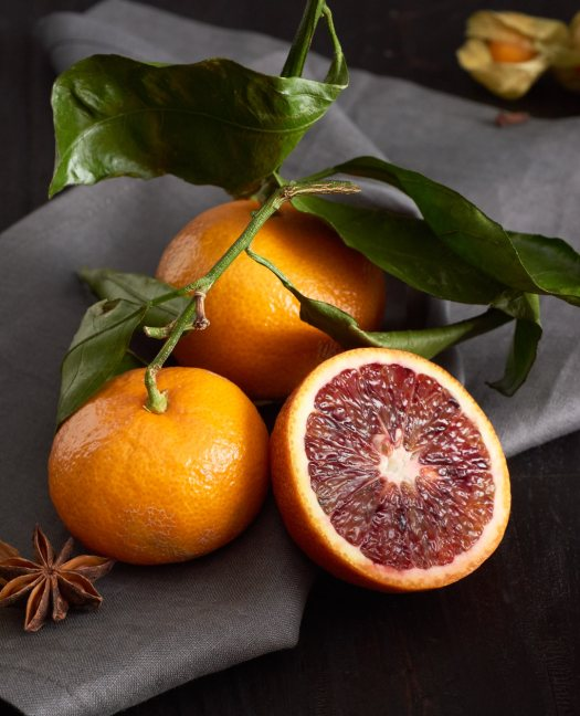 Blood Oranges - Amy Roth Photo