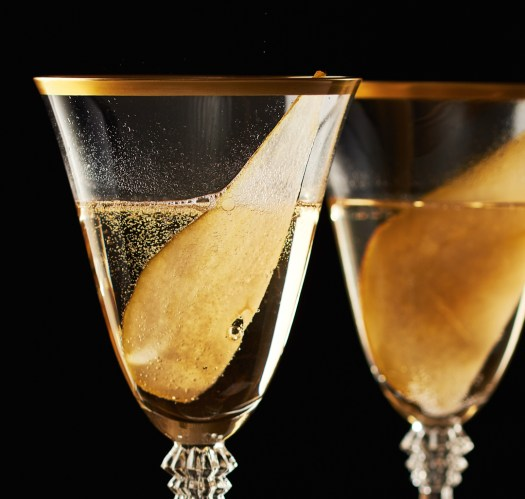 Prosecco Cocktail | Amy Roth Photo