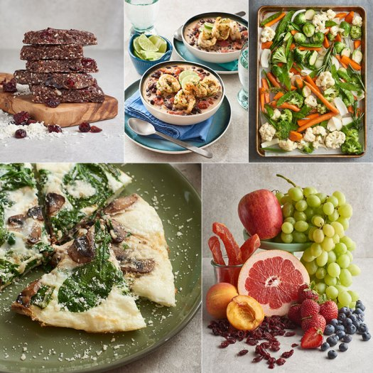 Ballerina Body food images | Amy Roth Photo