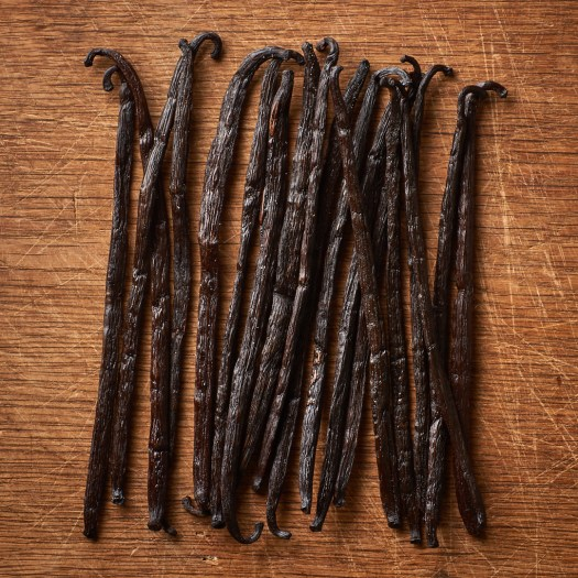 Vanilla bean pods by Amy Roth Photo