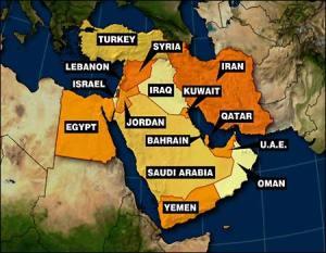 egypt_region_map