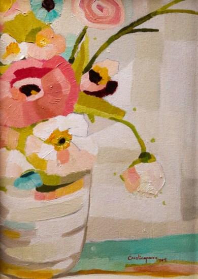 'Still my Flowers'