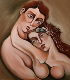 'The Embrace'