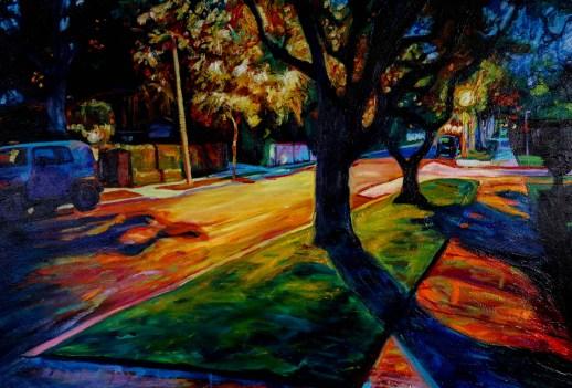 'The Neighborhood Glow'