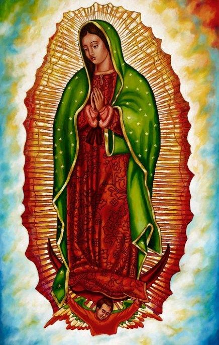 'Virgencita'