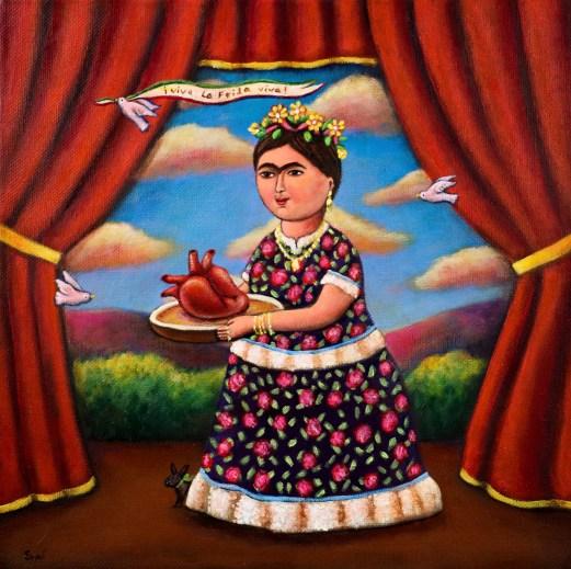 'Viva La Frida Viva'