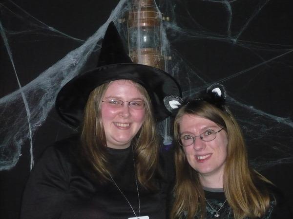 Hallowhedon Halloween party