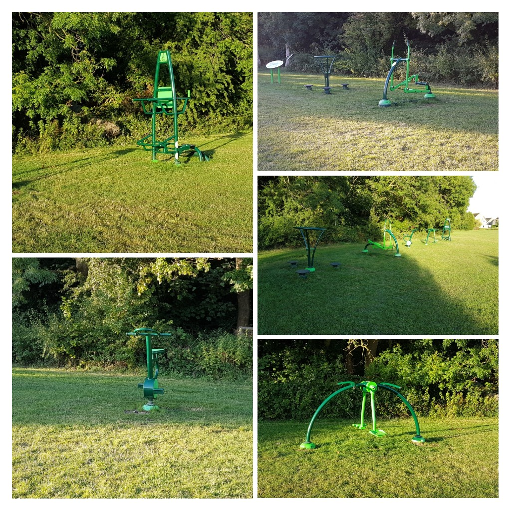 Wicksteed Fitness Playgrounds and Outdoor Gyms