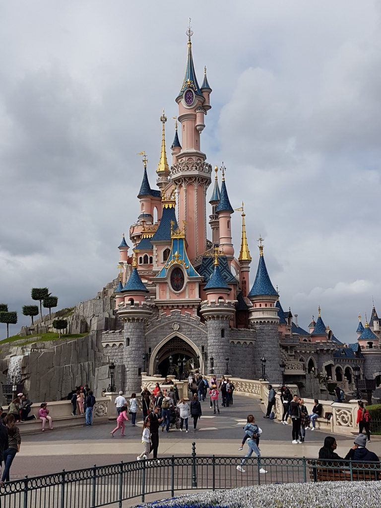 Paris Trip - Day 3 - Disneyland!