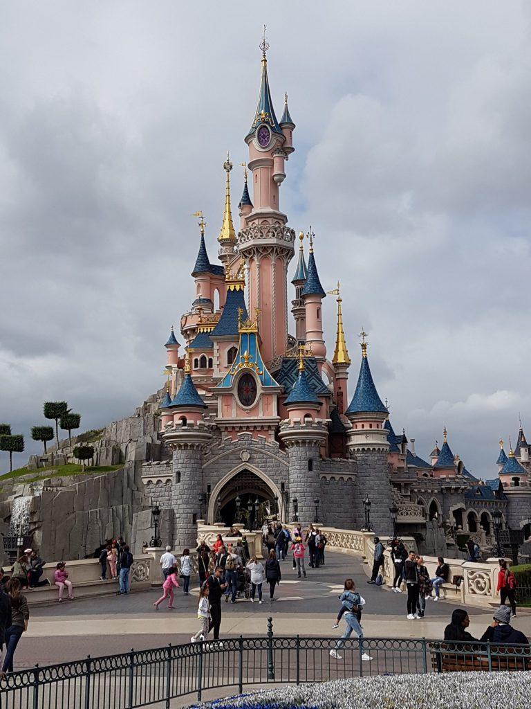 Paris Trip - Day 3 - Disneyland!