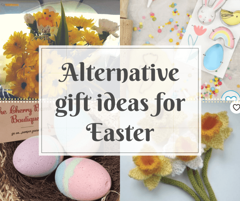 Alternative gift ideas for Easter