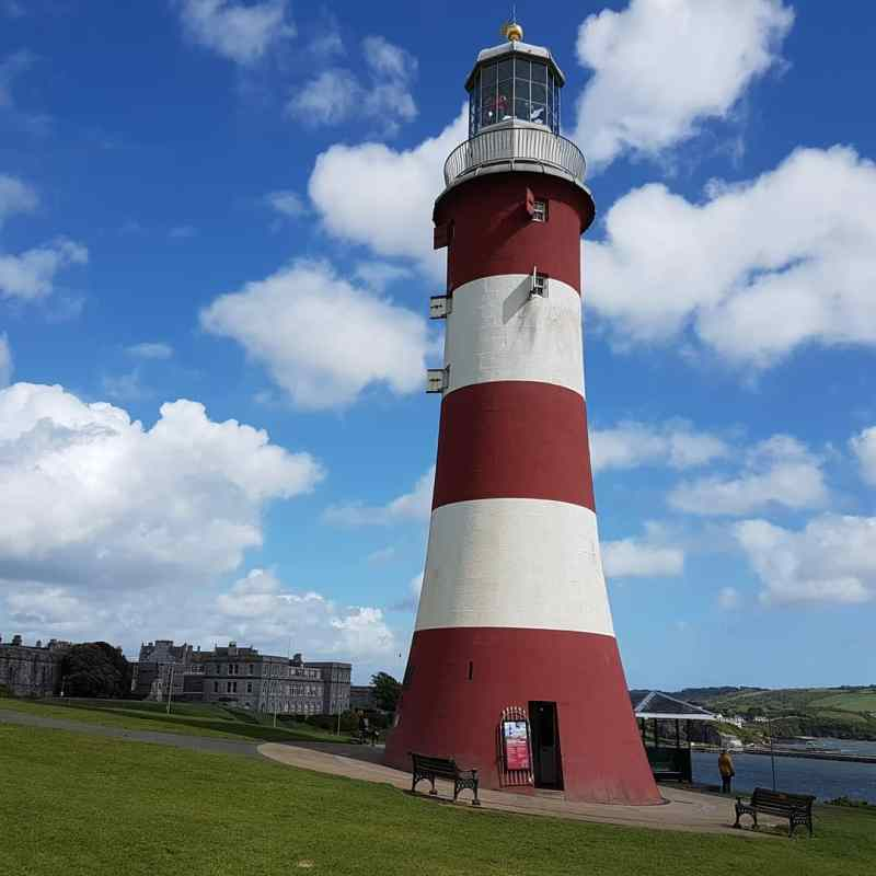 A Long Weekend Road Trip to Plymouth (UK)