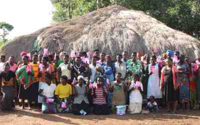 Sanitary Towel Project in Uganda