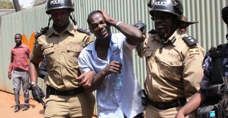 Journalists Slap Blackout on Police Activities | ChimpReports