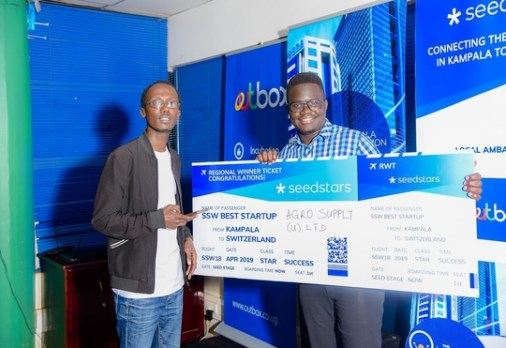 Agri-tech Startup Agro Supply Named Winner of Seedstars Uganda