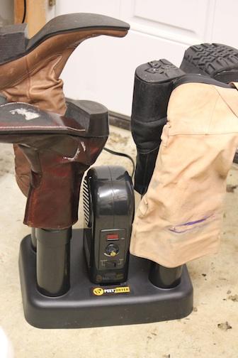 boot dryer