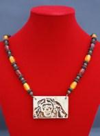 Missy necklace by tamela