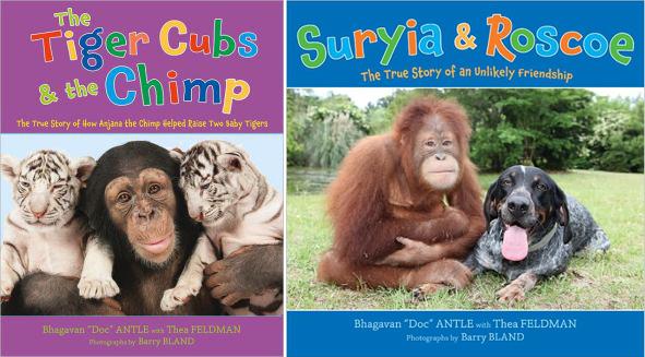 Doc Antle's children's books