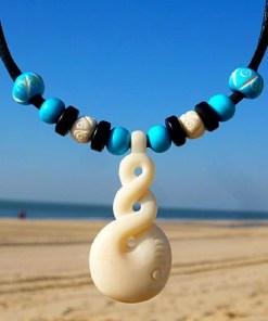 Halskette Twist Maori Neuseeland