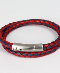 Doppel Lederarmband Sylt Armband