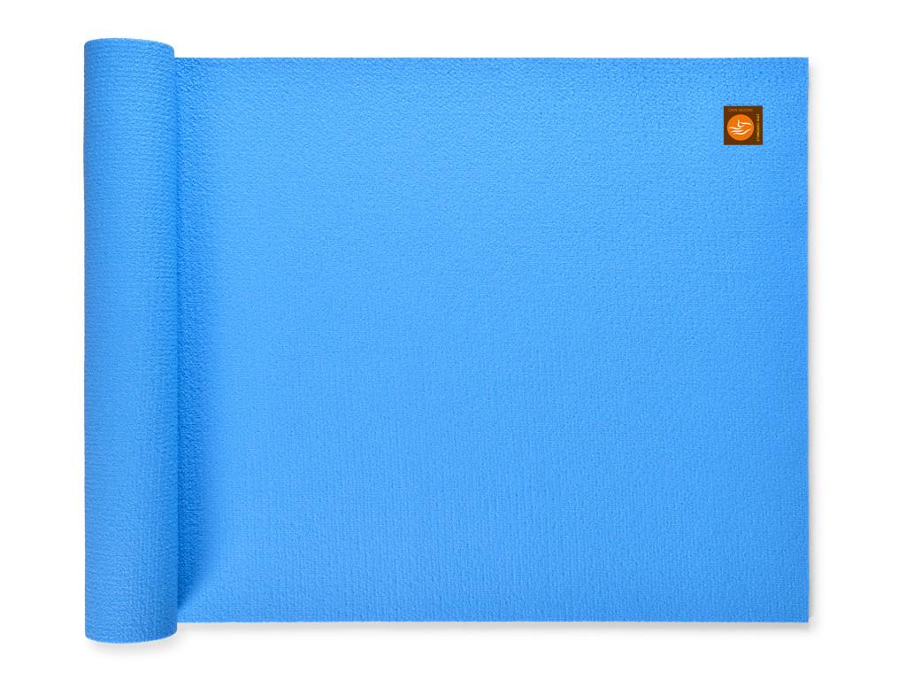 tapis de yoga extra mat 185cm 220cm x 60cm x 4 5mm bleu ciel