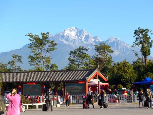 Lijjiang-Flughafen