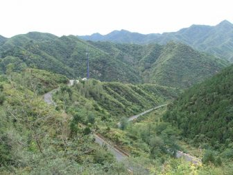 Road at Liulimiao