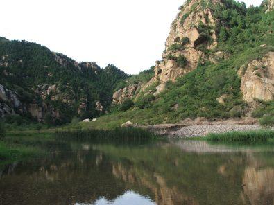 Bai River at Liulimiao