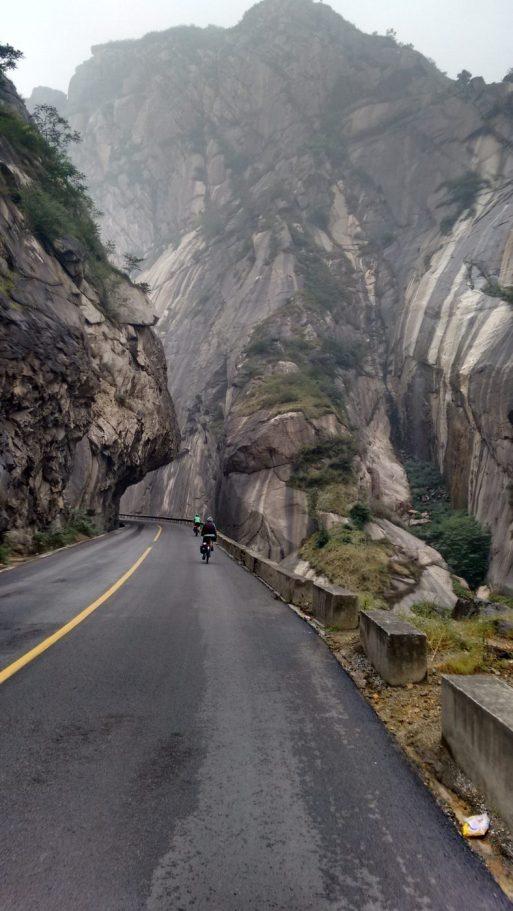 Mt. Hua's Epic Rocks