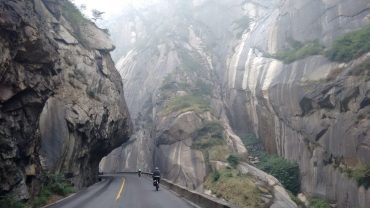Spectacular Road Sections