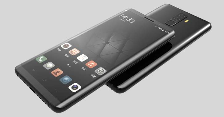 Состоялся неожиданный анонс смартфона iNew S10