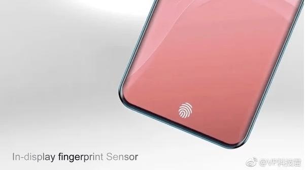 Концепт будущего Oppo R19 показали на рендерах