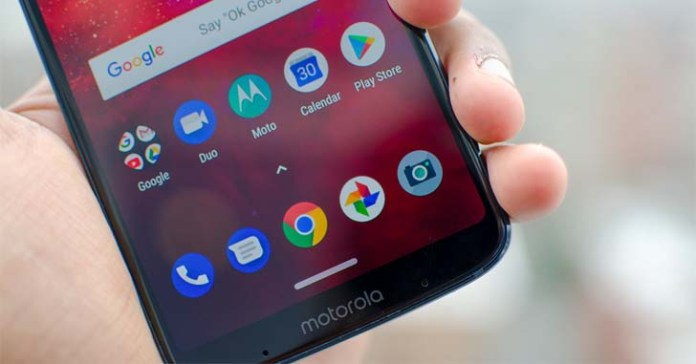 Флагман Moto Z4 получит новую платформу Snapdragon 8150