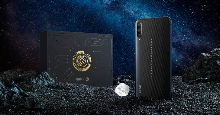 Анонсирован Vivo iQOO Space Knight Limited Edition