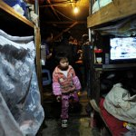 Living in containers in Fuzhou