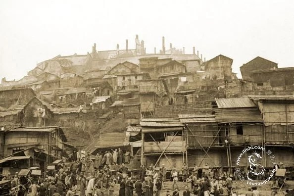 Historical pictures of Chongqing