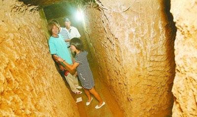 Underground housing in China