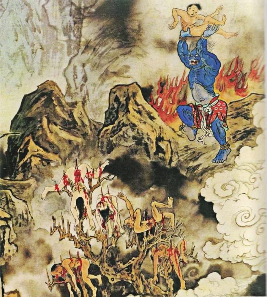 Chamber-of-Iron-Cycads_chinese_hell