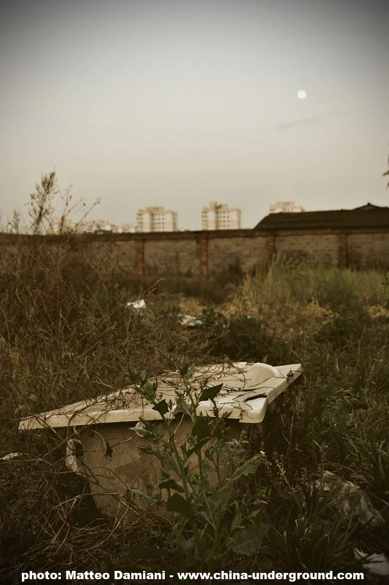 Forgotten Places I - Decay and abandonment in China