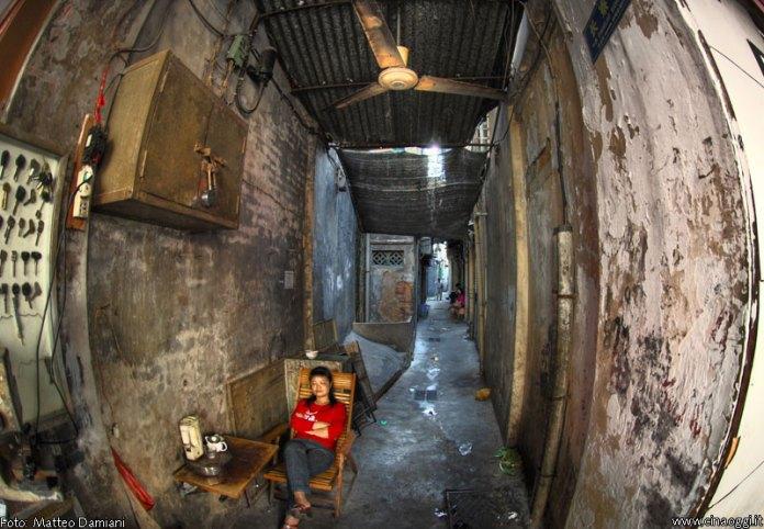Xiamen alley